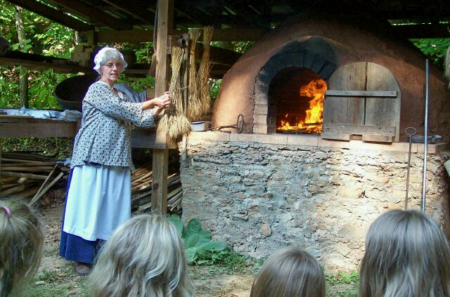 Bake Oven Demonstration